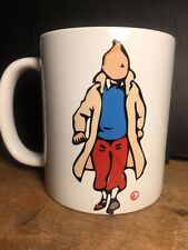 Tintin タンタン Japanese Artwork Mug - Inspired By Herge and Japan