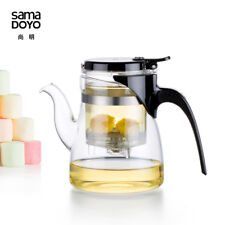 Sama DOYO B-02 High Grade Kungfu Teapot * Mug & Teapot 600ml Teapot Glass Pot