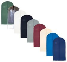 6x Hoesh Mens Waterproof High Quality Suit Garment Storage Cover Bags Protection