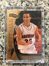 2009 Press Pass Fusion Stephen Curry  Rookie Card #18; 27/150