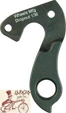 WHEELS MANUFACTURING # 138 REAR BICYCLE DERAILLEUR HANGER-FITS SOME PINARELLO