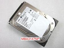 1pc FujitsuMBA3147NP 146G 15K RPM U320  68PIN SCSI  Hard Disk #SS