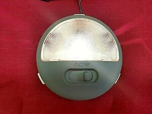 2005-2010 CHEVROLET COBALT PONTIAC G5 DOME LIGHT GRAY MAP LAMP OEM 22736099