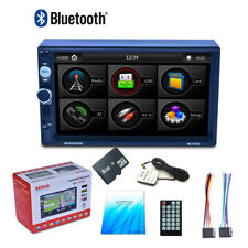 """7"""" HD Tactile TFT écran de Navigation GPS Bluetooth MP3 Vidéo Bluetooth Inverser"""