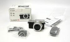Panasonic Lumix DC-GX850K w/ 12-32mm 3.5-5.6 Lens Mirrorless Camera