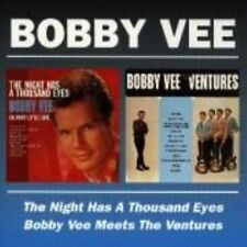 The Night Has a Thousand Eyes/Bobby Vee Meets the Ventures [Beat Goes On] by Bobby Vee (CD, Sep-1998, Beat Goes On)