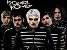 "My Chemical Romance - American Rock Band Music Star 17x13"" Poster M05"