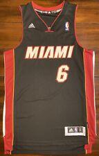 Adidas NBA Miami Heat LeBron James Basketball Jersey