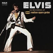 As Recorded at Madison Square Garden by Elvis Presley (Vinyl, Nov-2012, 2...