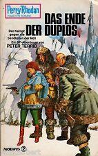 *b- Perry RHODAN Planeten Romane Nr. 193 - Das ENDE der DUPLOS - TERRID tb (1985