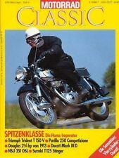 MC9302 + HOREX Imperator + SUZUKI T 125 Stinger + MOTORRAD CLASSIC 2 1993