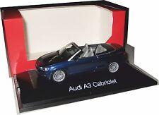 Herpa 070812 Audi A3 Cabrio scubablauperleffekt 1:43