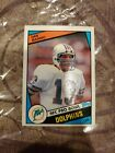 1984 Topps Dan Marino Miami Dolphins #123 1984  Football Card