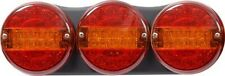 More details for britax l14 led rear combination stop/tail/indicator lights/lamps bailey trailers