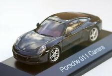 Porsche 911 Carrera Coupe Type 991.2,Year 2015-2019, M.1 : 43, Black, New U. Ob