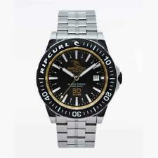 Rip Curl Mens 50th Anniversary Automatic SSS Surf Watch - A1969 Black