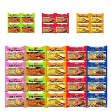 Instant Ramen Noodles Variety Pack 5 Flavors 20 Count