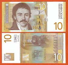 P153  Jugoslawien/ Yugoslavia  10  Dinara  2000  UNC