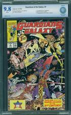 Guardians of the Galaxy #1 CBCS 9.8 Marvel 1990 WP! Free CGC Mylar! K10 004 cm