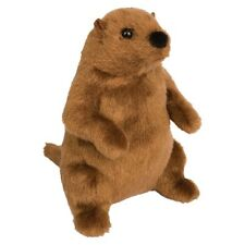 Groundhog stuffed animal Douglas Cuddle plush 6