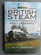 British Steam: Past and Present by Morton Media Group (Hardback, 2010)