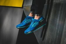 brand new ASICS GEL LYTE III french blue / veridian green UK 7 / 7.5 / 8.5