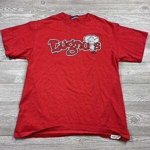 Lansing Lugnuts MiLB Baseball Red Majestic T-Shirt XL Minor League Team Y61