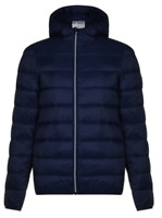 Penguin Puffa Coat Padded Jacket Mens Size UK 2XL Navy *REF133