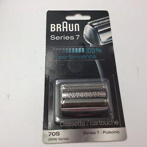 Braun - Series 7 - 70S (9000 Series) Foil Replacement Cassette Head