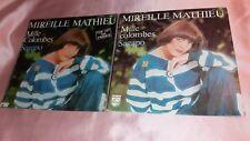 mireille mathieu-2 singles france et allemagne-voir photos