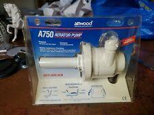 Attwood A750 Aerator Pump Anit-Airlock
