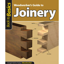 Woodworker's Guide to Joinery, Book