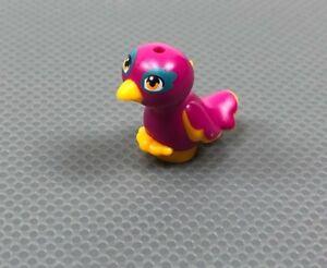 LEGO Bird - Magenta with Bright Light Orange Eyes - Friends 41349 NEW (x1)