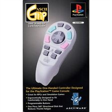 Playstation ASCII GRIP one-handed controller (For Sony Playstation 1)