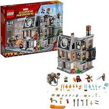 LEGO 76108 Marvel Avengers Sanctum Sanctorum Showdown Building Set, Super Heroes