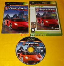 PROJECT GOTHAM RACING 2 XBOX (patch X360) Versione Italiana Classics ○○ COMPLETO