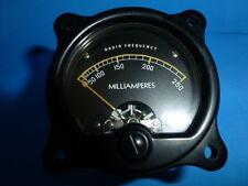 Simpson Radiofrequency Milliamperes Analog Meter-New-Vintage-HAM Radio TX