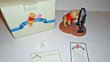 NIB Disney Pooh And Friends Your Ups And Downs Are Looking Up Pooh Figurine