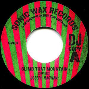 JOSEPH MACWAN CLIMB THAT MOUNTAIN Soul Northern Motown