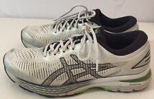ASICS GEL-Kayano 25 Running Shoes Glacier Grey/Black Mens Size 9.5