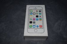 Apple iPhone 5S Silver 32 GB Box Only