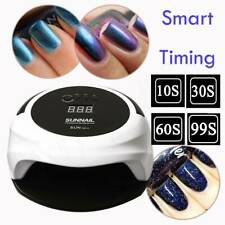 75W Nail Dryer Led Dual Light Source Nail Lamp Quick Curing Gel Manicure Us Lk66