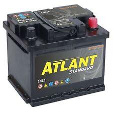 Autobatterie 45Ah 12V 440A/EN ATLANT TOP ANGEBOT SOFORT & NEU 45 Ah