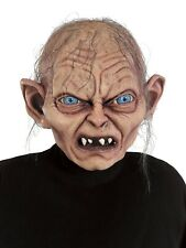 Adult Gollum Lord of the Rings Mask LOTR Movie Costume Halloween Smeagol Gift