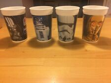 Star Wars Trilogy Edition Taco Bell/Pepsi Special Edition Cups 1996