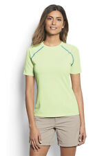 New Orvis Womens Fishing Drirelease Short-Sleeved Athletic T-Shirt Top Tee XS-XL