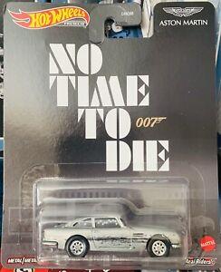 Hotwheels Premium 007 No Time To Die 1963 Aston Martin DB5 - NEW
