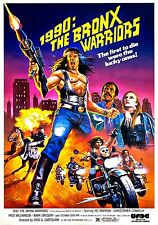 movie film repro 1990 bronx warriors Poster Print A3 This A Poster