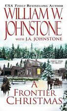 A Frontier Christmas, Johnstone, J.A., Johnstone, William W., 0786033606, Book,