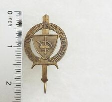 Belgium WW II Belgian Honor Badge